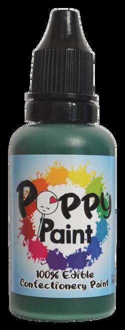 Green - Poppy Paint