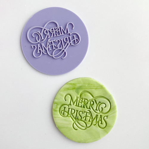 "Merry Christmas    3""- 228"