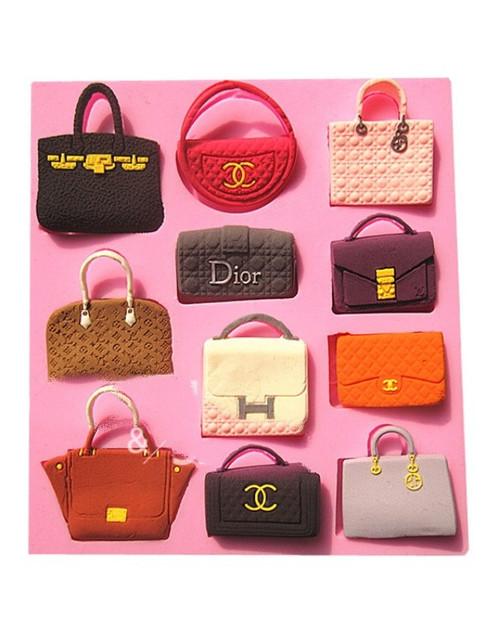 Handbag Purse Mold PM459
