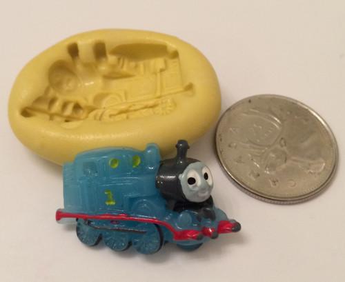 Thomas The Train Silicone Mold