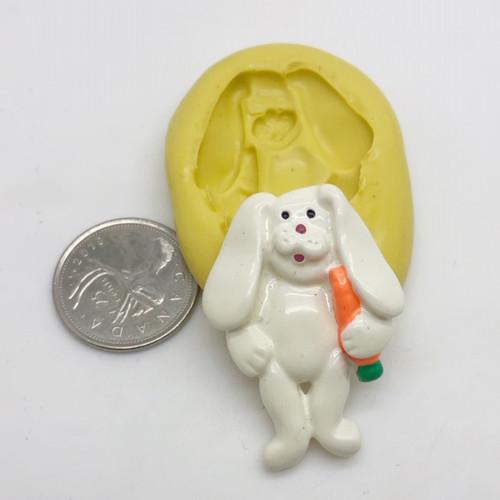 Bunny Rabbit Silicone Mold