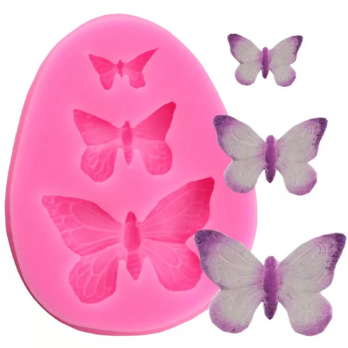 Butterfly Mold Set -PM265