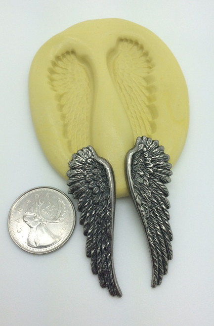 Large Wings  Wings  Silicone Mold