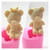 3d Small Bear Set Pm490