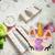 Unicorn Cake Set Horn ears and eyelashes 603