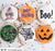 Trick or Treat  Halloween  Fondant /Cookie Embosser
