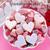 Conversation Heart cutter and press Fondant /Cookie Embosser