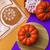 Big Pumpkin   -  3 Part Mold