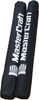 MasterCraft Trailer Guide Pole Covers - Heavy Duty & Capped (001-MCGUIDES)