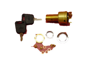 MasterCraft Ignition Switch w/ Brass Key (502209)
