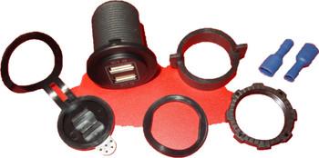 MasterCraft USB - Dual Charger (404195A)