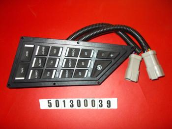 MasterCraft IPA Switch Panel (501300039)