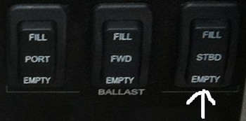 MasterCraft STBD Ballast Switch '12-'14 (502298)
