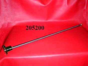 MasterCraft Prop Shaft - 47.5x1 W/ Coupler (205200)