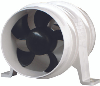"Attwood Blower-Turbo 4000 4"" White"