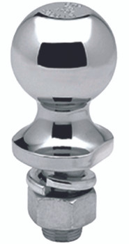 Draw Tite 2 inch Chrome Hitch Ball