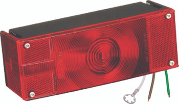 Wesbar Submersible Tail Light, Left