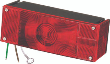 Wesbar Submersible Tail Light, Right