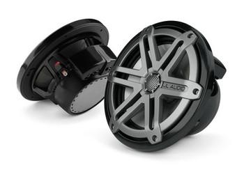 JL Audio 7.7 inch Marine Cockpit Coaxial System - Titanium Sport Grille