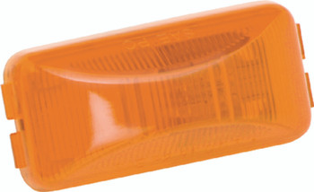 Wesbar Amber Marker/Clearance Lamp