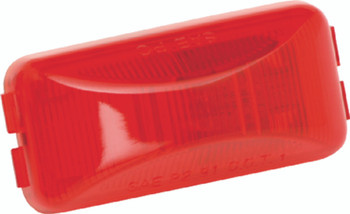 Wesbar Red Marker/Clearance Lamp
