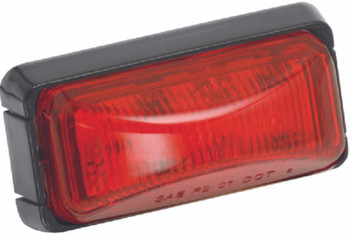 Wesbar Red Mark/Clearance Lamp Kit