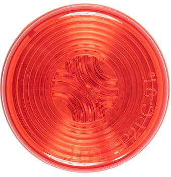 Wesbar Red 2 Round Side Marker Light