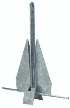 Seachoice Galvanized Deluxe 8 lb Anchor