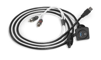 JL Audio USB Port & 3.5mm Mini Audio Jack
