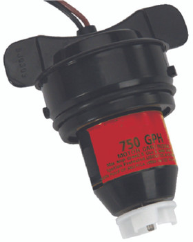 Johnson Pump 750 GPH Spare Motor For Cartridge Pump