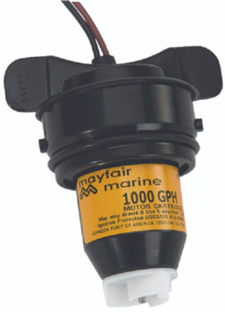 Johnson Pump 1000 GPH Spare Motor For Cartridge Pump