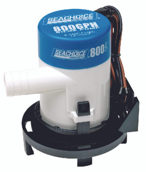 Seachoice 12V Universal Bilge Pump