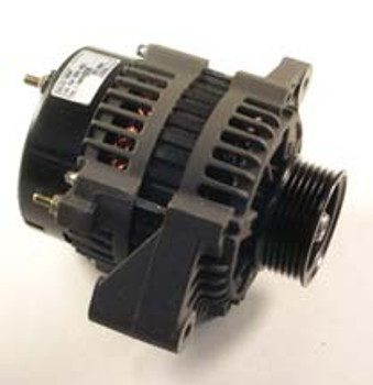 Indmar Alternator 70 AMP with Pulley for Serpentine Belt