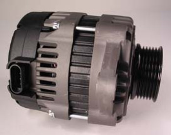 Indmar Alternator 95 AMP with Pully for Serpentine Belt