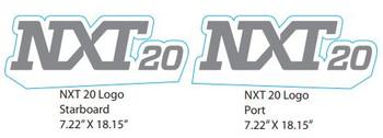 MasterCraft NXT20 Graphic Kit