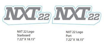 MasterCraft NXT22 Graphic Kit