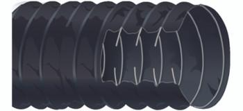 Shields Marine Series 400 & 402 Vinylvent Ducting Hose Black