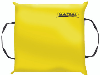 SeaChoice Type IV Foam Safety Throw Cushion