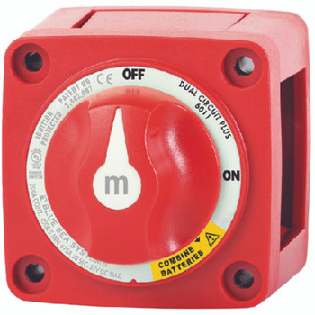 Blue Sea Systems M Series Battery Switch 6011