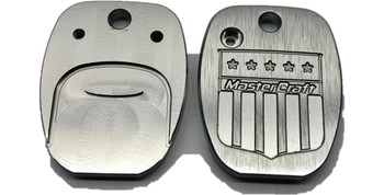 MasterCraft Billet Key Fob