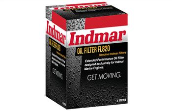 Indmar Oil Filter For Ford 5.7L Models