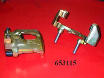 "MasterCraft OEM RH Brake Caliper w/ Bracket & Pads (14""/5"")"