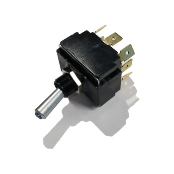 MasterCraft Blue 8-Prong Switch (On/Off/On) (500625)