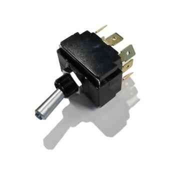 MasterCraft Blue 8-Prong Switch (On/Off/On) (500625)