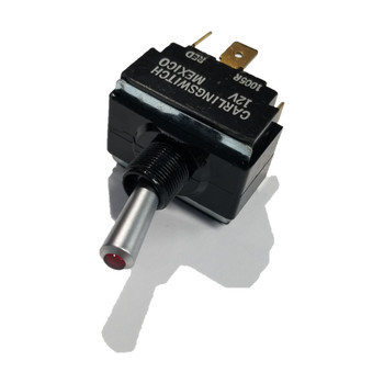 MasterCraft Red Toggle Switch (On/Off) (502261)