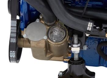 Ilmor Raw Water Pump - Gen V (KP0150)