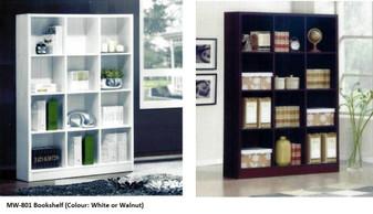 Maxwell II Book Cabinet