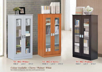 Mary Book Cabinet
