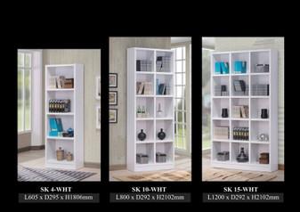 Matthew Book Cabinet