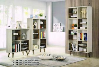 Ryan Book Cabinet